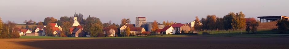 Gemeinde Grundsheim Abendblick