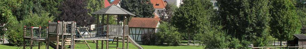 Gemeinde Grundsheim Spielplatz